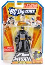 """DC Universe Crisis Infinite Heroes BATMAN 3.75"""" Action Figure 75th Mattel 2009"""