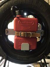 Lambretta Fuel Buddy Spare Wheel Mount With Bracket And Strap GP Li SX TV