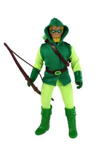 """2021 Topps x Mego - Green Arrow Pre Order 8"""" Collectible Action Figure DC"""