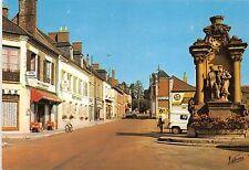 BR23987 Place Chataigner Bleneau   france