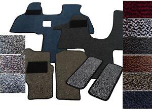 Teppich Schmutzfang passend für VW T3 T4 T5 T6 alle Modelle 2-Sitzer Qualitäten