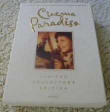 Cinema Paradiso Limited Collector's Edition 3 Disc Set Philippe Noiret