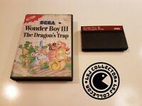 Wonder boy 3 - Sega - master system - PAL