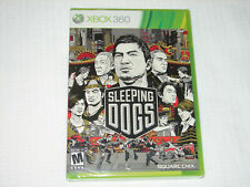 Sleeping Dogs (Microsoft Xbox 360)   ***NEW FACTORY SEALED***  FREE SHIPPING!!