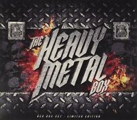 HEAVY METAL BOX feat. MOTÖRHEAD, GUNS'N'ROSES, L.A. GUNS, u.a. 6 CD NEW