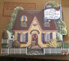 Brandywine Woodcrafts Houses & Shops: Flowers In May - Wooden Shelf Sitter