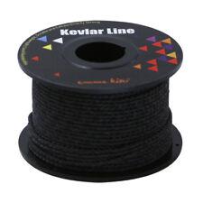 100% Braided Kevlar Line 100ft 100lb Utility Cord Fishing Home Repairing Making
