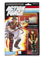 Action Force / GI Joe Pathfinder Jungle Assault Specialist MOC Carded Custom