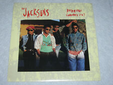 "THE JACKSONS Nothin PROMO AUS 1989 P/S 7"" 45 MINT"