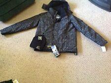NWT men's size S Zero X Posure Winter Jacket, Olive Glade, C83300, Snowboard