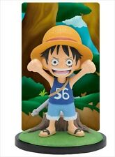 One Piece Monkey D Luffy Card Stand Figure, Opening a New Era, Banprest Japan