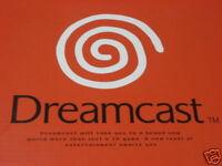 USED Sega Dreamcast Consloe Boxed DC video game japan import HKT-3000 tested
