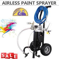 900W 200bar Pulverizador de pintura sin aire,para pinturas de pared,15M manguera
