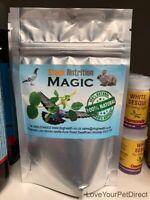 Stock Nutrition Pigeon Magic Multistrain Probiotic 100g Racing Pigeons BMFD