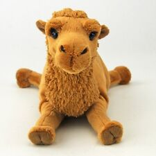 ya08701 COLORATA Plush Stuffed Animal Bactrian camel lying from Japan