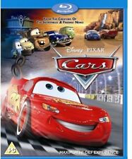 Cars [Blu-ray] [DVD][Region 2]