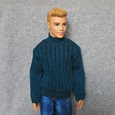 "Handmade ken doll Sweater clothes for 1/6 ken dolls 12"" dolls"