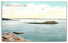 1908 Normans Woe, Magnolia, MA Postcard
