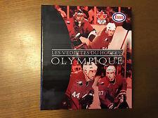 1997/98 Esso Les Vedettes Du Hockey Olympique