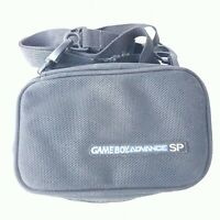 Nintendo GameBoy Advance SP Gray Carrying Case