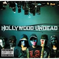 "HOLLYWOOD UNDEAD ""SWAN SONGS"" CD NEW+"