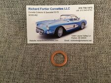 1956-67 Corvette and Chevrolet Oil Pan Plug Copper Sealing Washer
