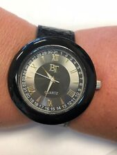Bijoux Terner Quartz Black Watch HR-813