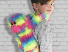 ~❤️~HANGING MONKEY Soft Toy Plush Piggie Back Animal Brand New With Tags~❤️~