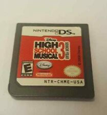 High School Musical 3: Senior Year -- Nintendo DS -- Game only