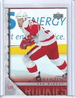 JOHAN FRANZEN YOUNG GUNS ROOKIE 2005 2006 Upper Deck #456 FAST FREE SHIPPING!!