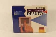 Vintage Oddware Cirque Glidepoint Desktop Touchpad For Macintosh ADB NEW
