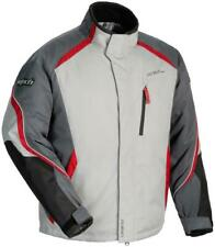 Cortech Journey 3.1 Mens Snowmobile Jacket Gray/Red Size M (Medium)