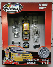 MODEL CATERPILLAR 22 NASCAR RACE CAR PONTIAC GRAND PRIX BURTON RACING CHAMPIONS