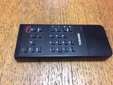 GENUINE ORIGINAL TOSHIBA CT-9552 TV REMOTE CONTROL FREE POSTAGE