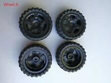 4PCS Wheel & Tires Remo Hobby 1:16 Buggy Truck RC car 12mm Hub P6971 HSP 85024