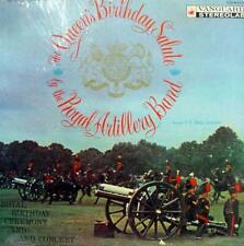 Royal Artillery Band - The Queen's Birthday Suite LP VG VSD 2011 Vinyl Record