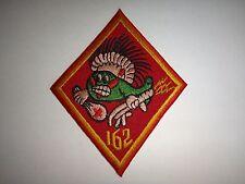 Vietnam War Patch, US 162nd Medical Detachment