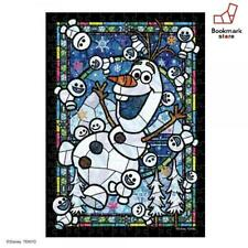 New Tenyo Olaf 266 Piece Jigsaw Puzzle F/S from Japan