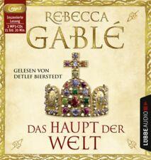 Das Haupt der Welt von Rebecca Gablé (2013, MP3-Hörbuch)