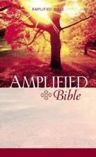 Amplified Bible Mass Market - Mass Market Paperback By Zondervan - GOOD