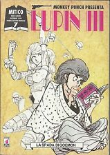 LUPIN III n° 7 - Mitico - edizioni Star Comics