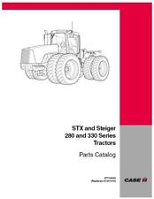 Case Ih Stx Amp Steiger 280 Amp 330 Series Tractors Parts Catalog