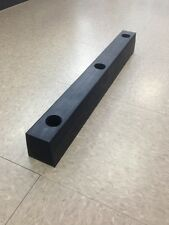 """Dock Bumper 24x3x2.5"""" Box Truck Trailer Supreme Morgan Maxon Liftgate Protection"""