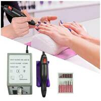Professional Electric Nail Art File Drill Manicure Pedicure Polish Machine Tool.