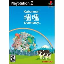 Katamari Damacy [PlayStation 2 PS2, NTSC, Namco, King of Cosmos, Action] NEW