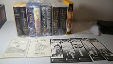 ~Signed limited Subterranean press Set~ A Game of Thrones George R. R. Martin