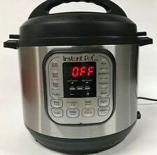 Instant Pot - Duo 6Qt Multi-Use Programmable Pressure Cooker