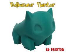 3D Printed Bulbasaur Planter (High Res) - Novelty Pokmon Fan Item High Res Bulb