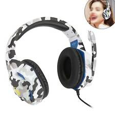 3.5mm Gaming Headset Headphones With MIC For PC Switch Laptop PS4 PS3 Xbox One