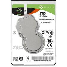 """2.5"""" 2000GB 2 TB Seagate FireCuda ST2000LX001 128MB SATA 6Gb/s Festplatte SSHD"""